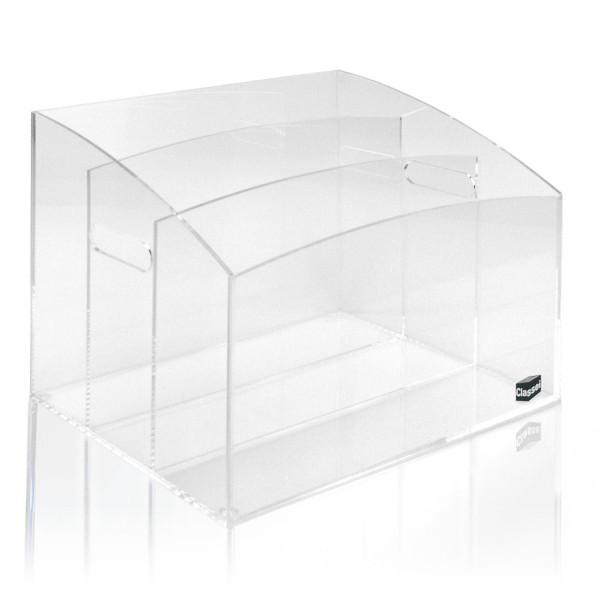 104071 Projekt-Box, glasklar