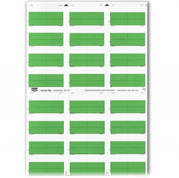 291016 Quick-Tabs dunkelgrün