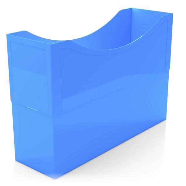 104032 Kunststoffboxen azure blue