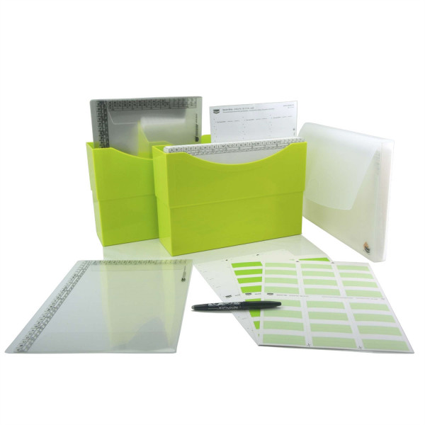 900021 Business Edition lime green