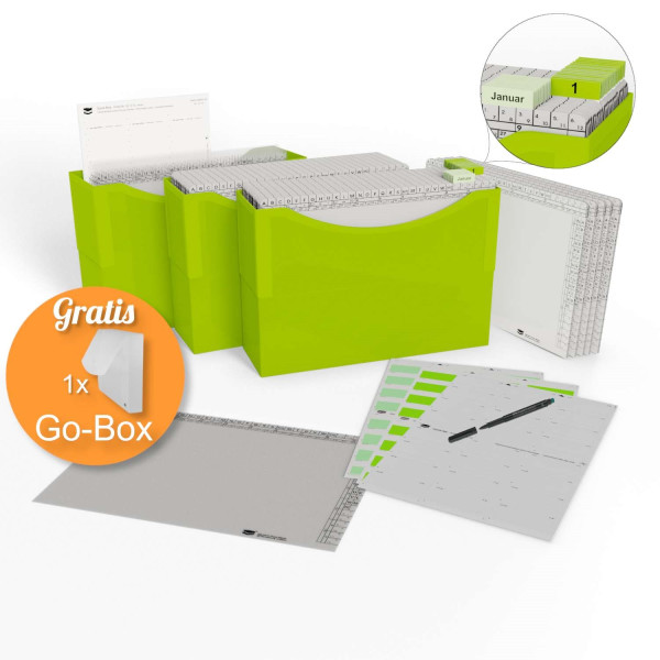 900031 HomeOffice Edition lime green