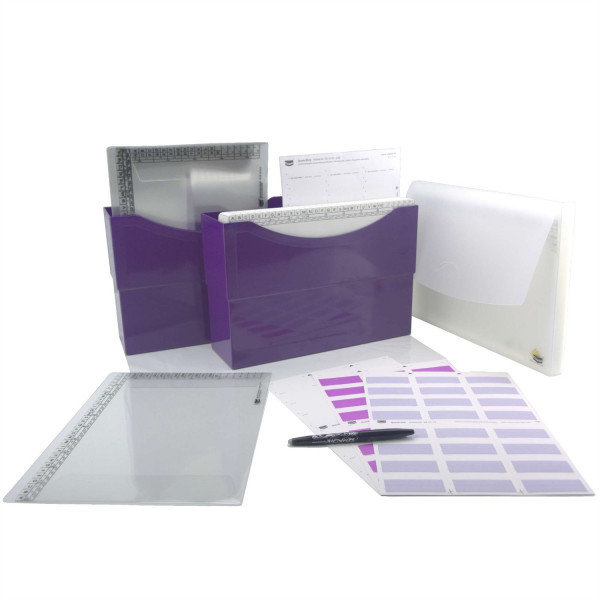 900020 Business Edition purple violett