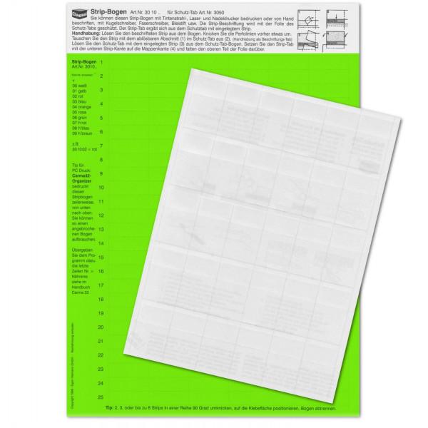 301006P StripTabs-Pck. grün 10x28,75mm