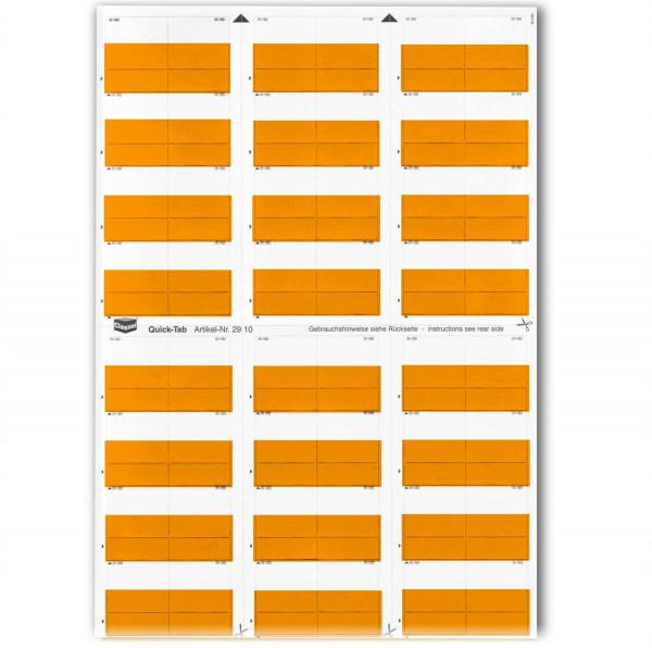 291004 Quick-Tabs orange