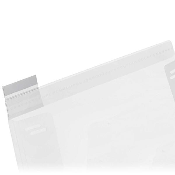 570070 Schiebeleiste, PVC, selbstklebend