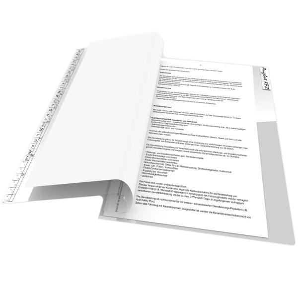 224453, Blättersicht-Mappe, transparent