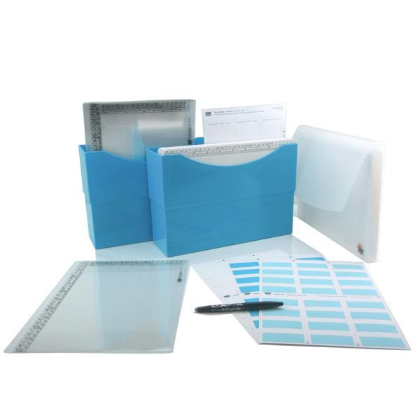 900022 Business Edition azure blue