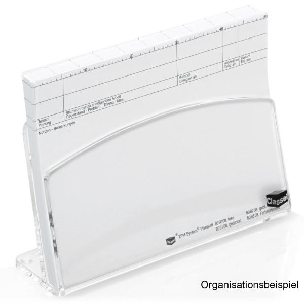 586170 Blattständer (Acrylglas)